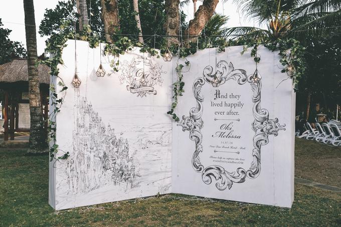 Classic fairy tale by AiLuoSi Wedding & Event Design Studio - 005