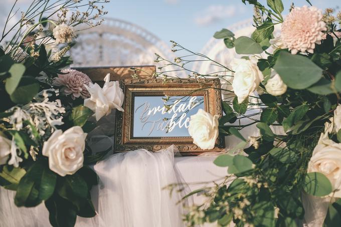 Dusty romance by AiLuoSi Wedding & Event Design Studio - 002