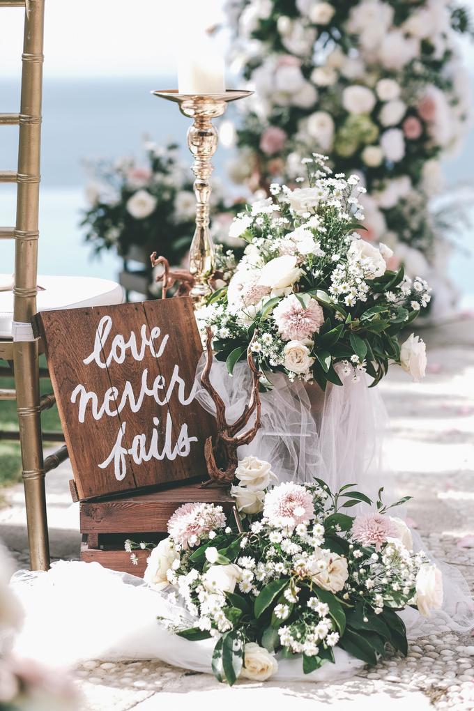 Dusty romance by AiLuoSi Wedding & Event Design Studio - 004