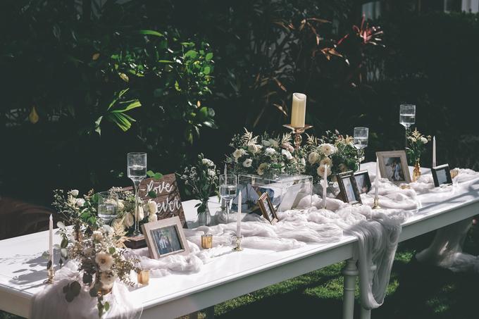 Dusty romance by AiLuoSi Wedding & Event Design Studio - 006