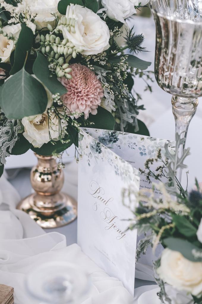 Dusty romance by AiLuoSi Wedding & Event Design Studio - 010
