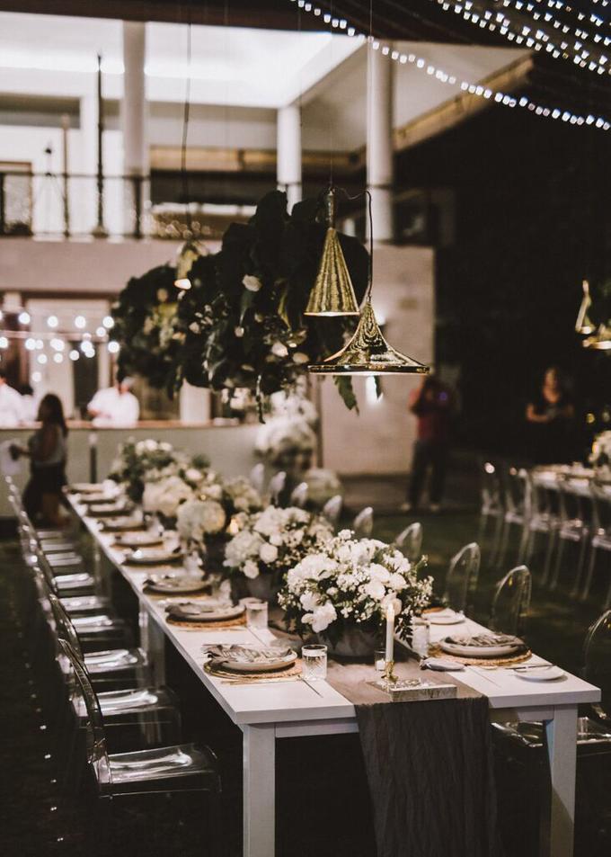 When wood meet clear  by AiLuoSi Wedding & Event Design Studio - 002
