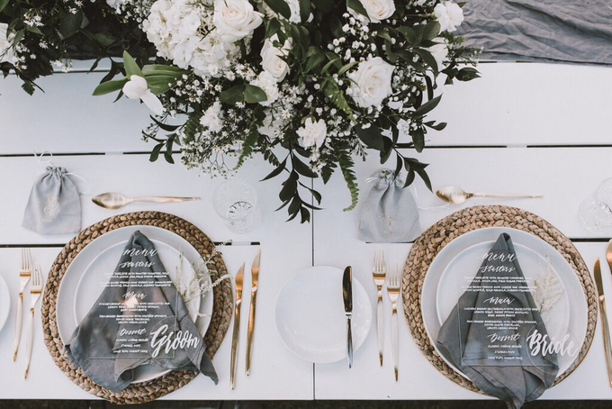 When wood meet clear  by AiLuoSi Wedding & Event Design Studio - 006