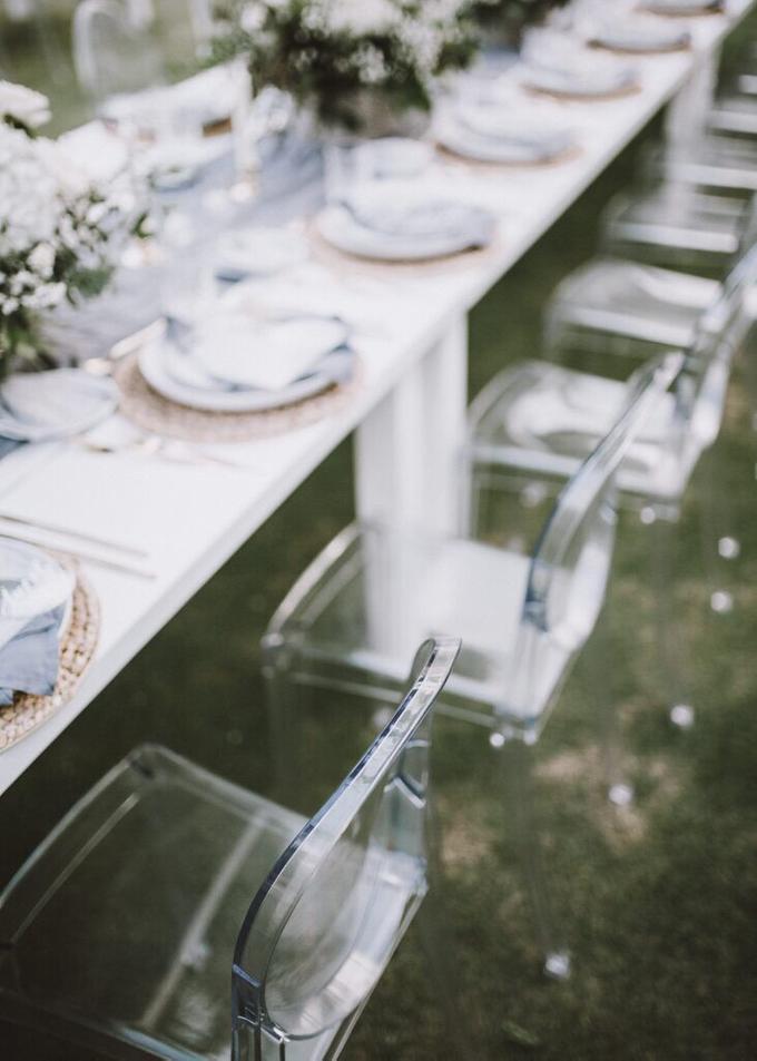 When wood meet clear  by AiLuoSi Wedding & Event Design Studio - 009