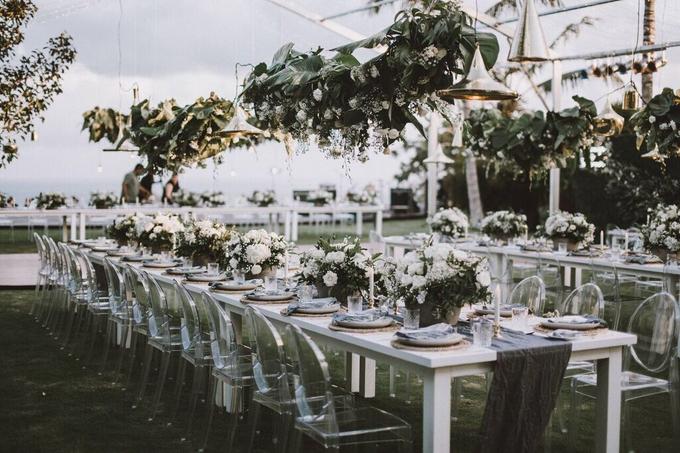 When wood meet clear  by AiLuoSi Wedding & Event Design Studio - 011