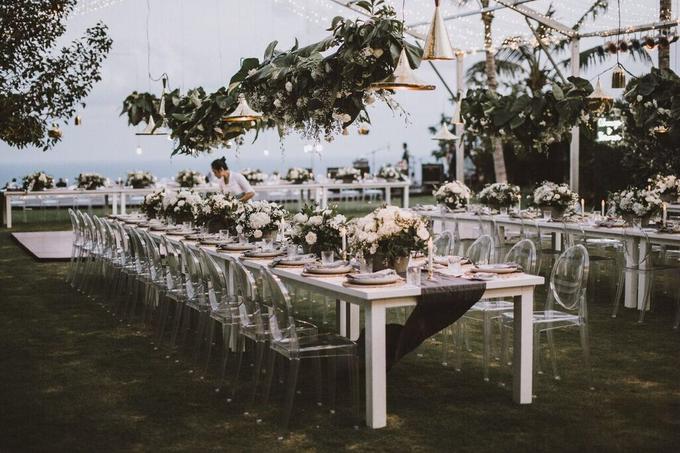 When wood meet clear  by AiLuoSi Wedding & Event Design Studio - 013