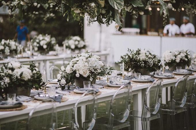 When wood meet clear  by AiLuoSi Wedding & Event Design Studio - 014