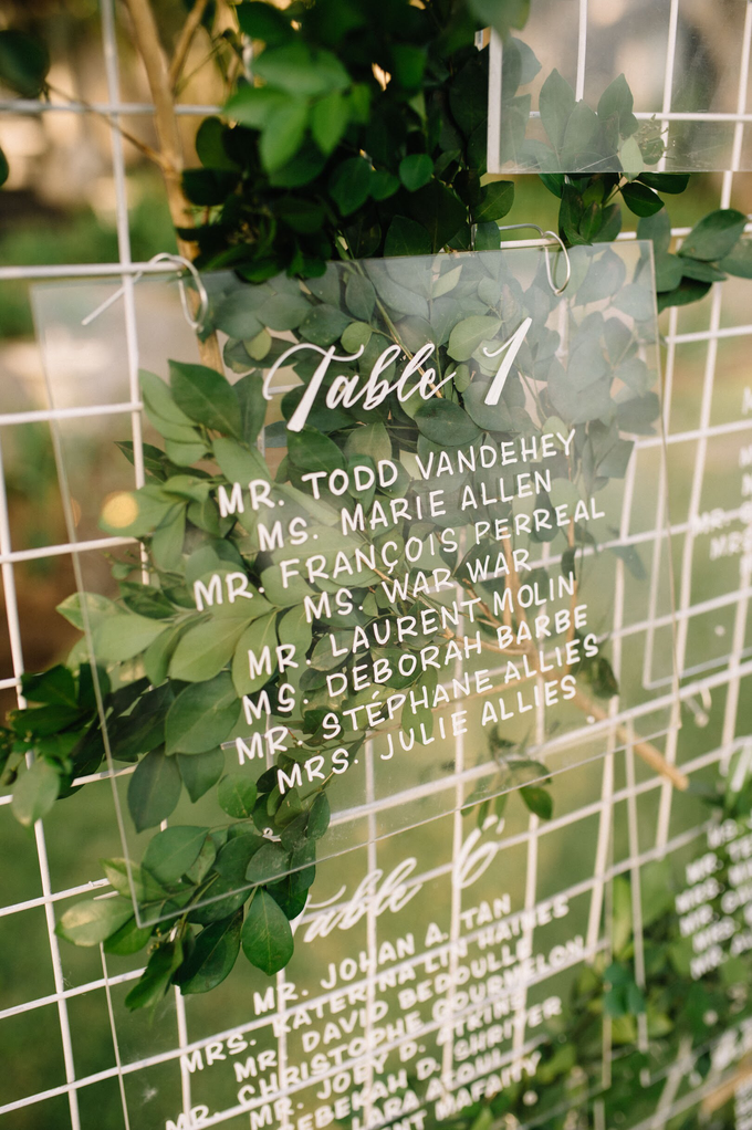 Forest glam by AiLuoSi Wedding & Event Design Studio - 001