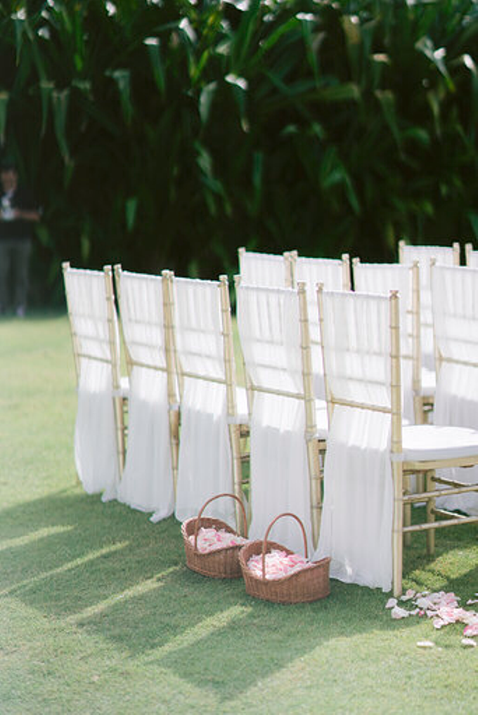 Simplicity of blush  by AiLuoSi Wedding & Event Design Studio - 003