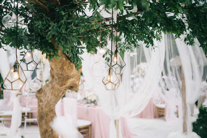 Enchanted garden  by AiLuoSi Wedding & Event Design Studio - 001