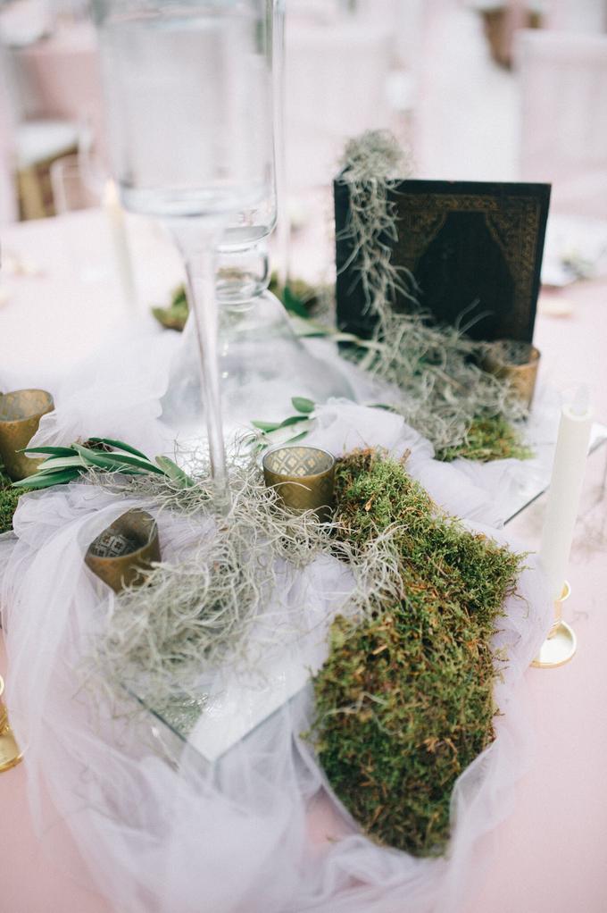 Enchanted garden  by AiLuoSi Wedding & Event Design Studio - 002