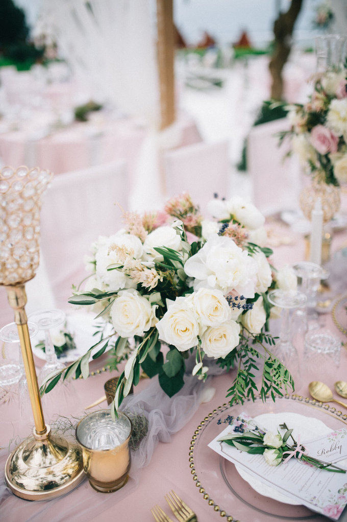 Enchanted garden  by AiLuoSi Wedding & Event Design Studio - 005