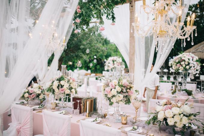 Enchanted garden  by AiLuoSi Wedding & Event Design Studio - 004