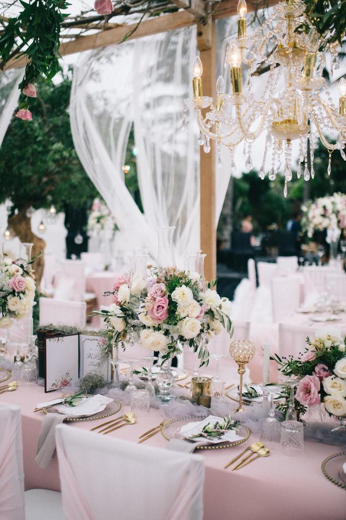 Enchanted garden  by AiLuoSi Wedding & Event Design Studio - 006