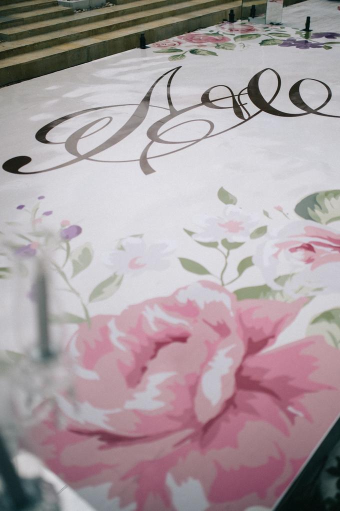 Enchanted garden  by AiLuoSi Wedding & Event Design Studio - 008