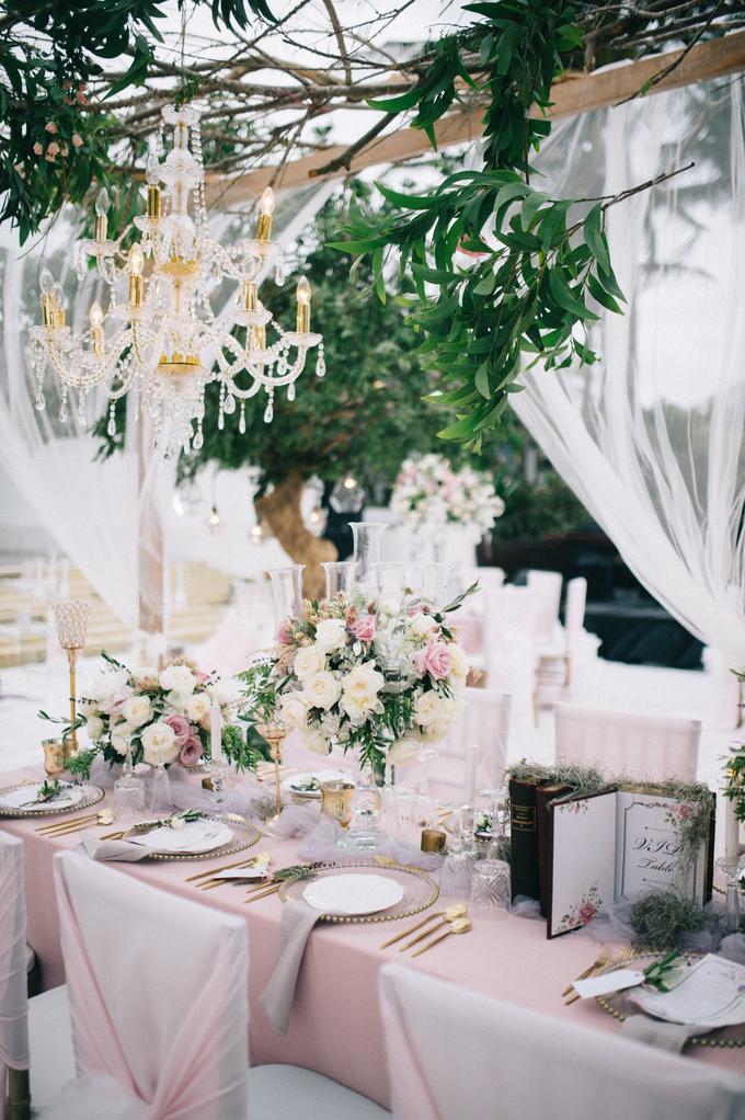 Enchanted garden  by AiLuoSi Wedding & Event Design Studio - 007