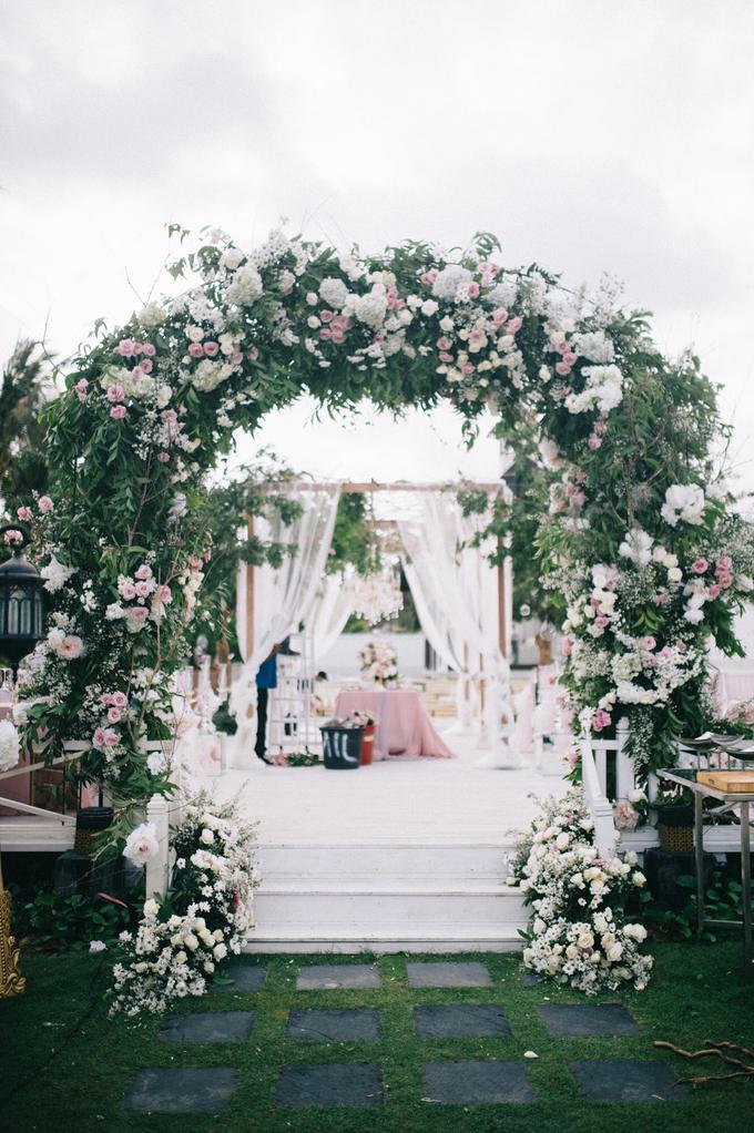 Enchanted garden  by AiLuoSi Wedding & Event Design Studio - 009