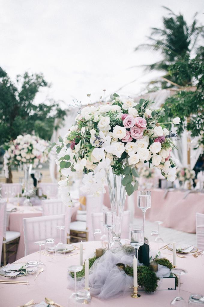 Enchanted garden  by AiLuoSi Wedding & Event Design Studio - 010