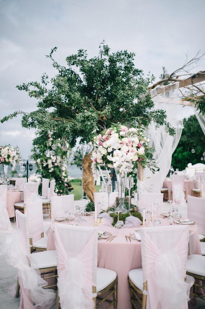 Enchanted garden  by AiLuoSi Wedding & Event Design Studio - 011