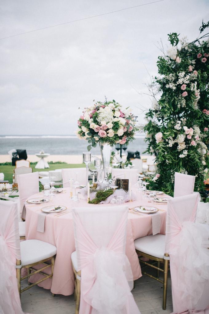 Enchanted garden  by AiLuoSi Wedding & Event Design Studio - 013