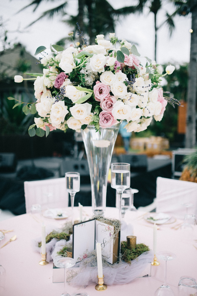 Enchanted garden  by AiLuoSi Wedding & Event Design Studio - 012