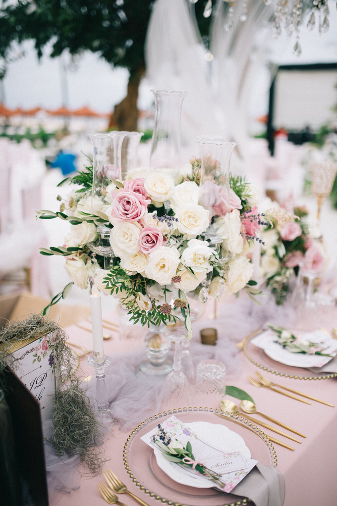 Enchanted garden  by AiLuoSi Wedding & Event Design Studio - 016