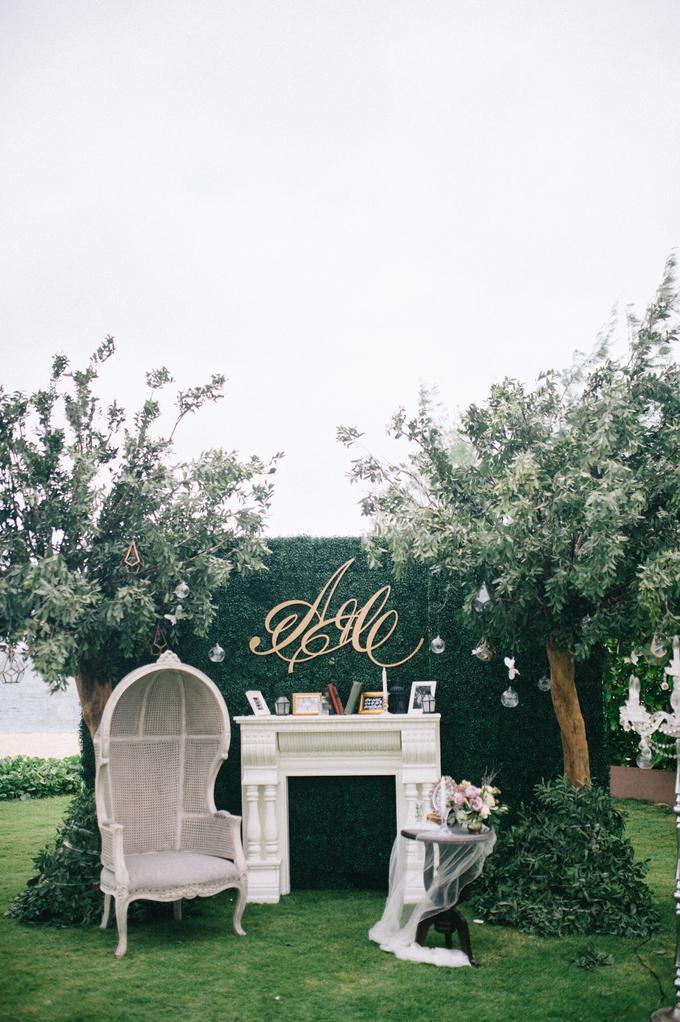 Enchanted garden  by AiLuoSi Wedding & Event Design Studio - 017
