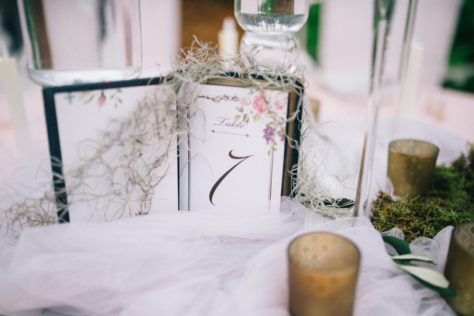 Enchanted garden  by AiLuoSi Wedding & Event Design Studio - 019