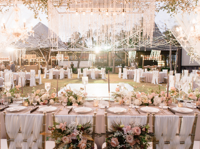 Simplicity of Dusty nude  by AiLuoSi Wedding & Event Design Studio - 002