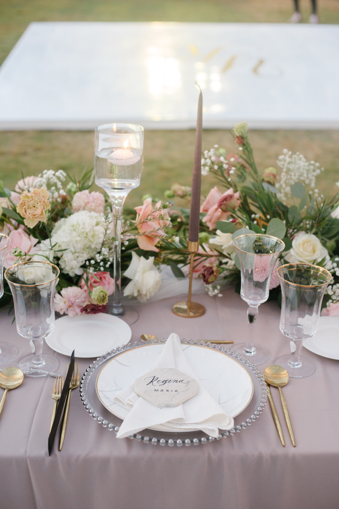 Simplicity of Dusty nude  by AiLuoSi Wedding & Event Design Studio - 004
