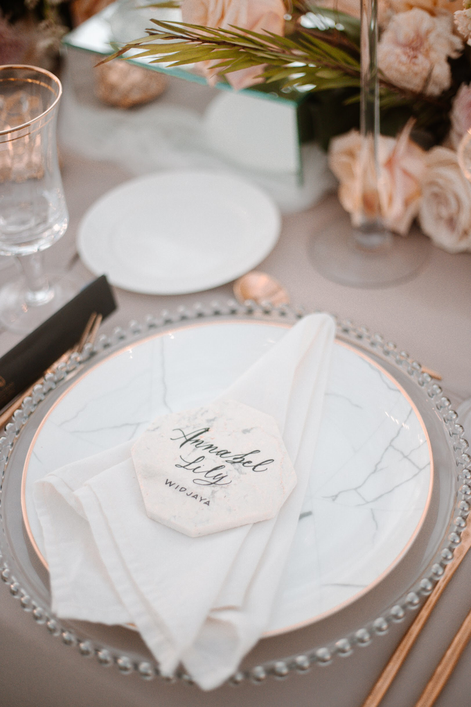 Simplicity of Dusty nude  by AiLuoSi Wedding & Event Design Studio - 011