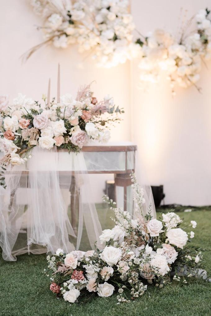 Nude classy  by AiLuoSi Wedding & Event Design Studio - 002