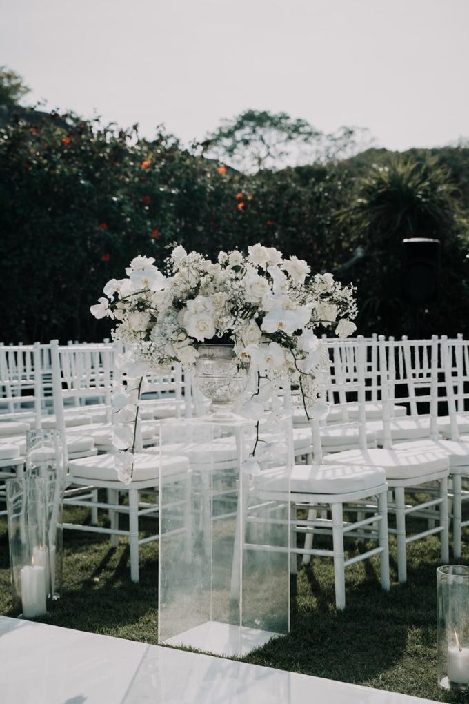 White wedding  by AiLuoSi Wedding & Event Design Studio - 003