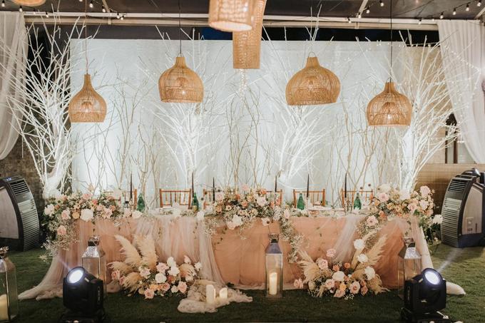 Autumn boho by AiLuoSi Wedding & Event Design Studio - 002