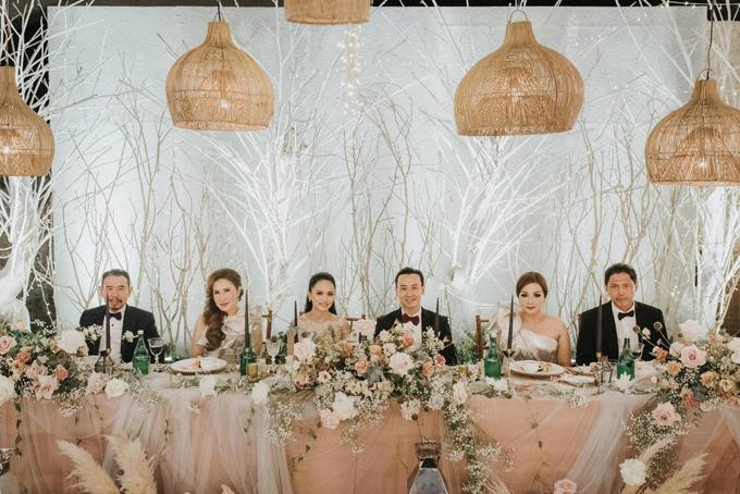 Autumn boho by AiLuoSi Wedding & Event Design Studio - 001