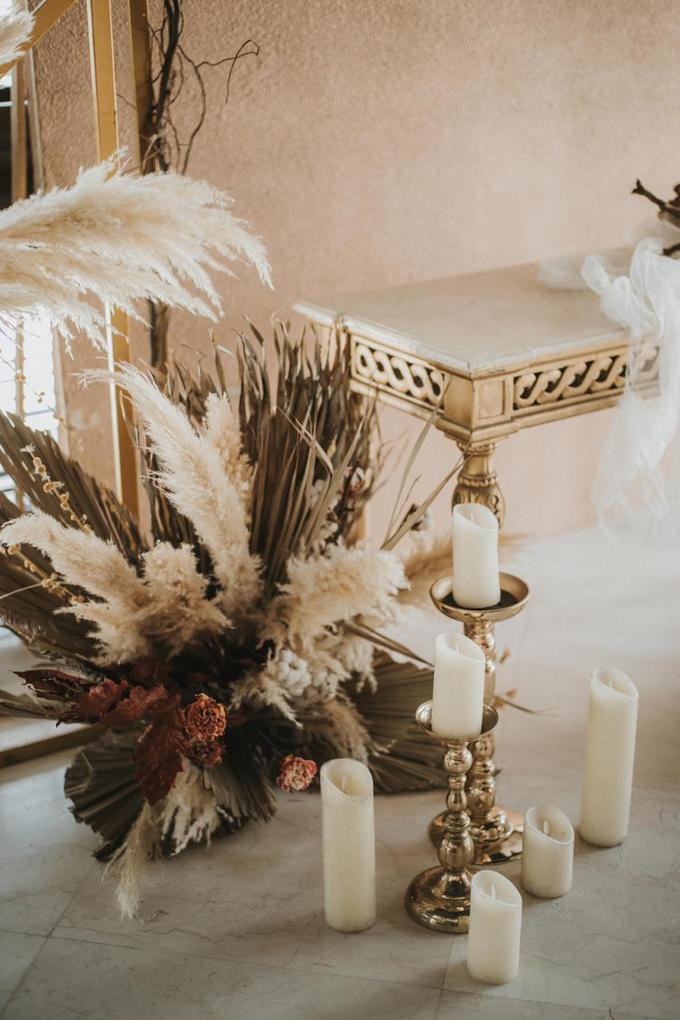 Autumn boho by AiLuoSi Wedding & Event Design Studio - 016