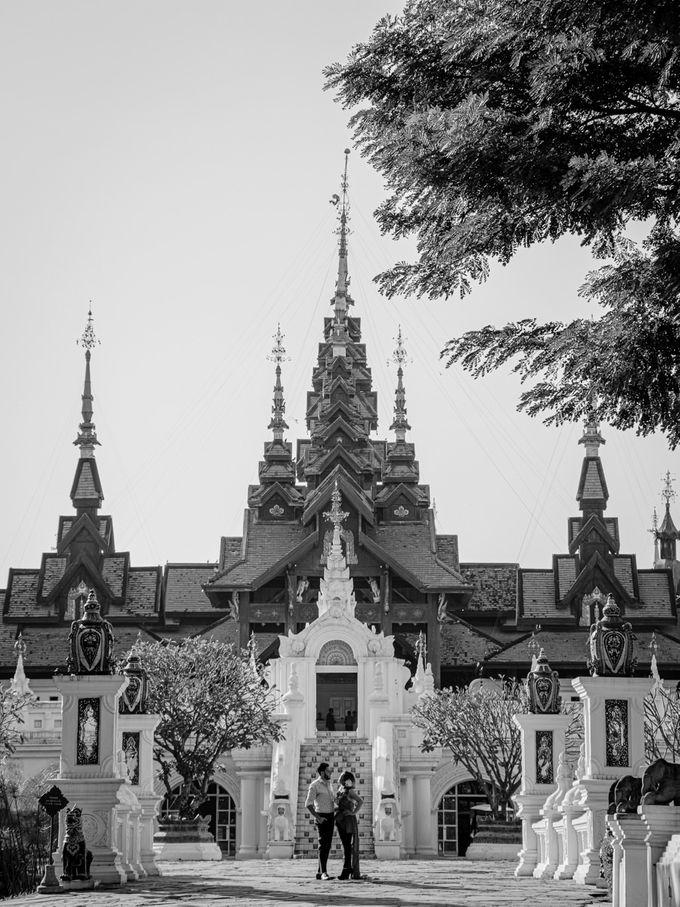 Luxury wedding at the Dhara Dhevi, Chiang Mai by Wainwright Weddings - 003