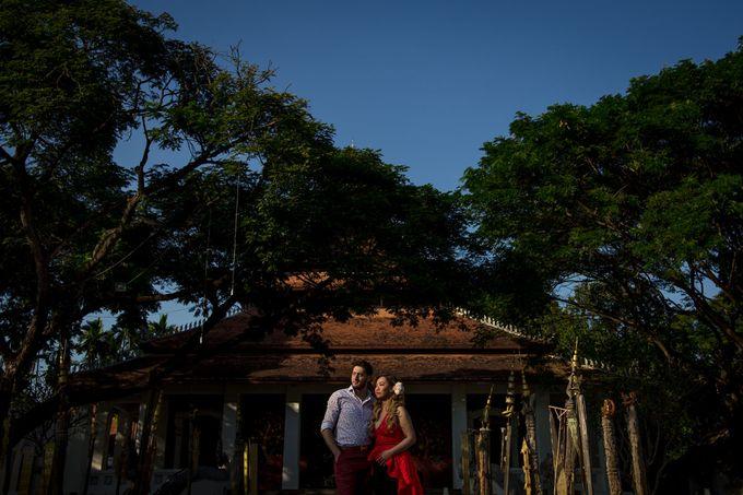 Luxury wedding at the Dhara Dhevi, Chiang Mai by Wainwright Weddings - 006