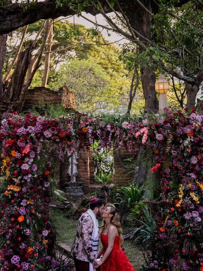Luxury wedding at the Dhara Dhevi, Chiang Mai by Wainwright Weddings - 026