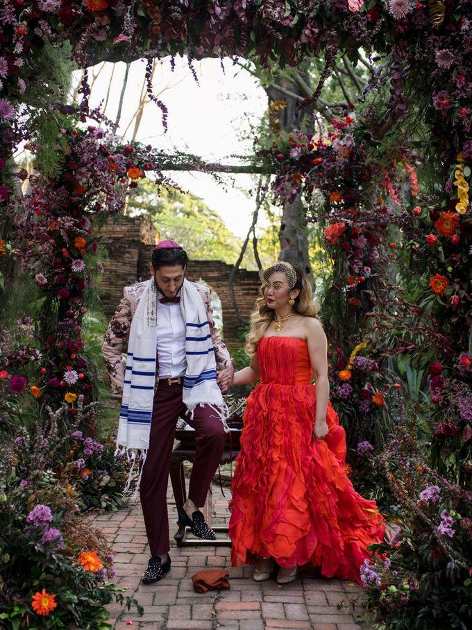 Luxury wedding at the Dhara Dhevi, Chiang Mai by Wainwright Weddings - 028