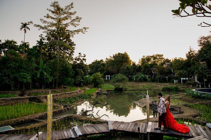 Luxury wedding at the Dhara Dhevi, Chiang Mai by Wainwright Weddings - 032