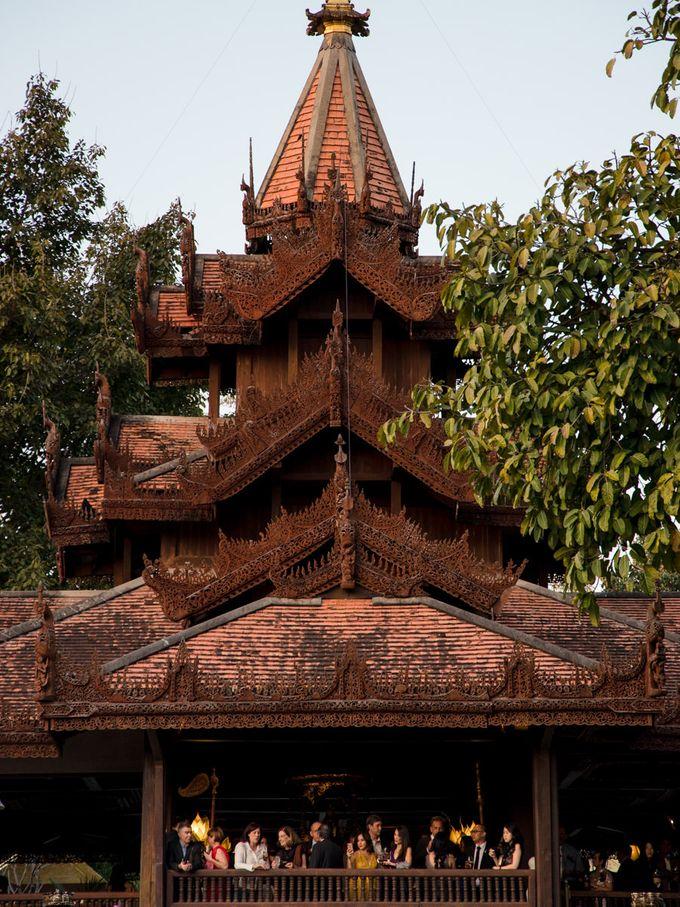 Luxury wedding at the Dhara Dhevi, Chiang Mai by Wainwright Weddings - 034