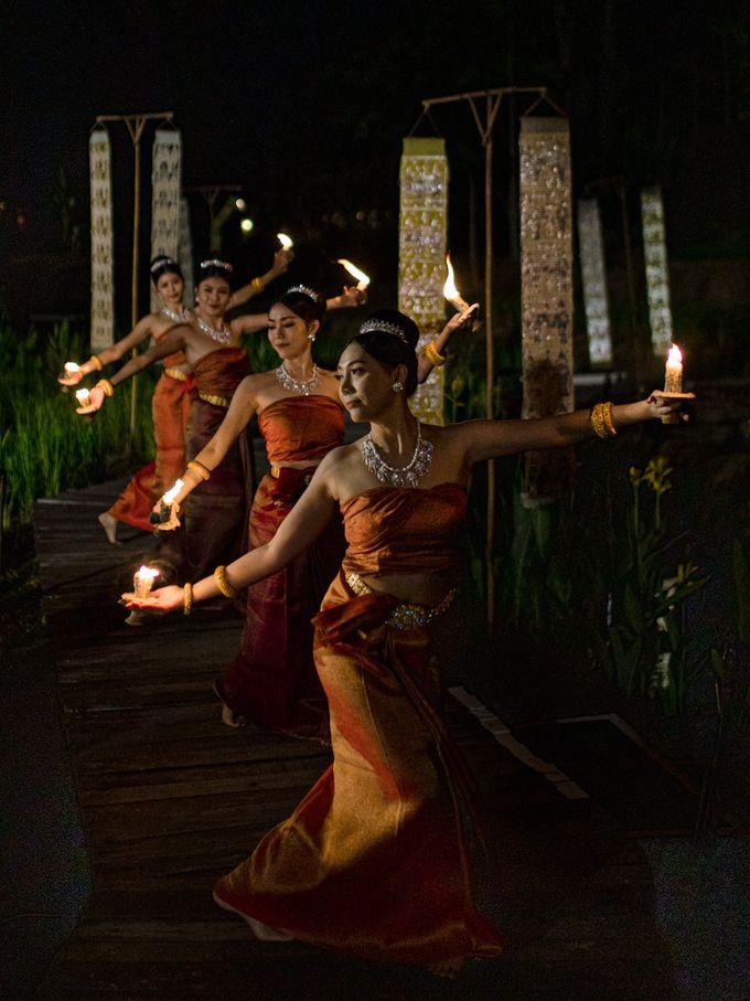 Luxury wedding at the Dhara Dhevi, Chiang Mai by Wainwright Weddings - 043