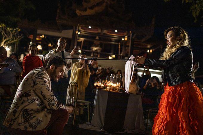 Luxury wedding at the Dhara Dhevi, Chiang Mai by Wainwright Weddings - 045