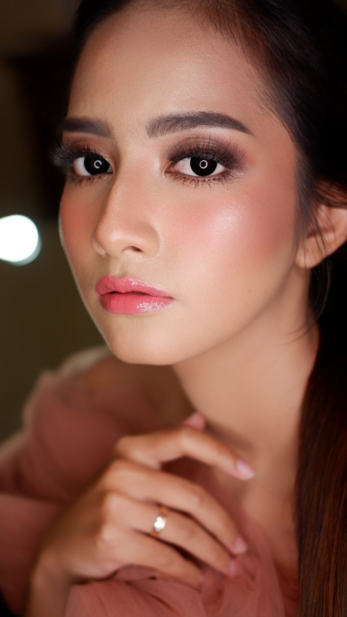 Bride Makeup by lely murwiki - 005