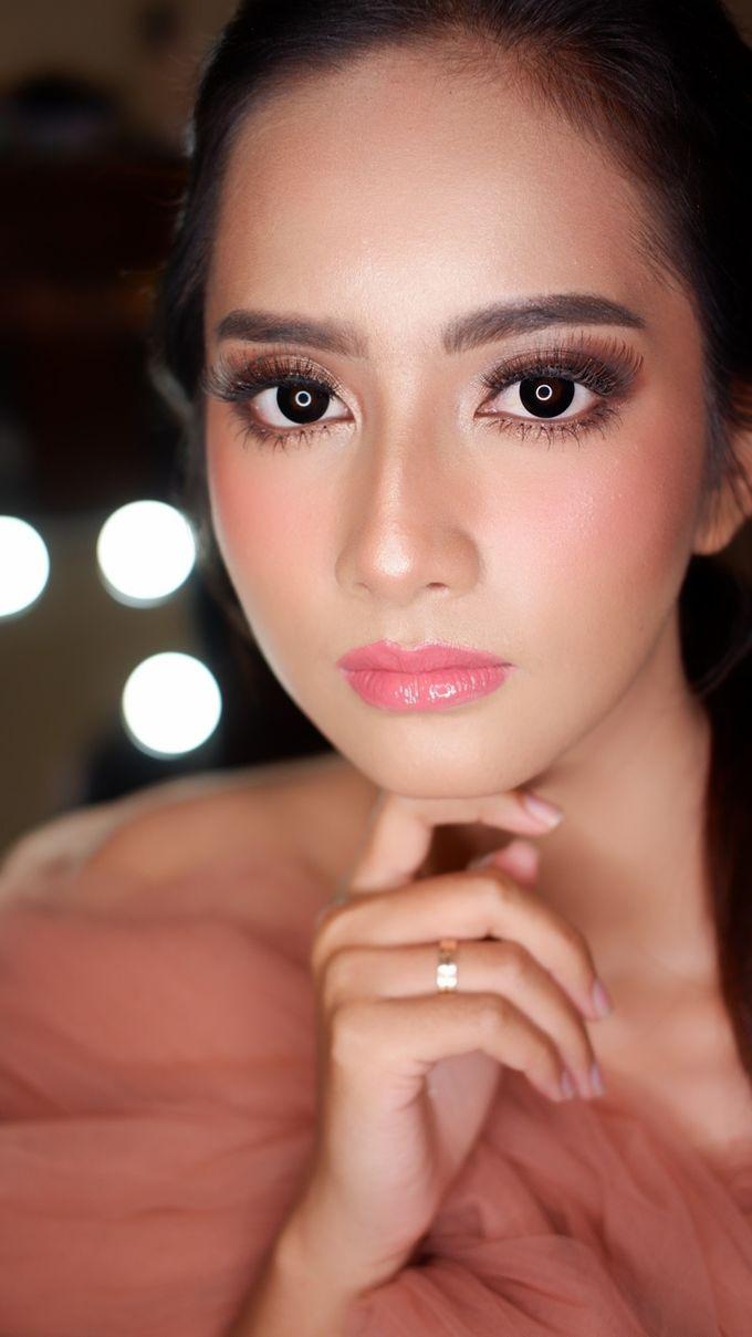 Bride Makeup by lely murwiki - 002