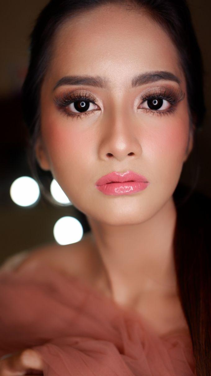 Bride Makeup by lely murwiki - 001