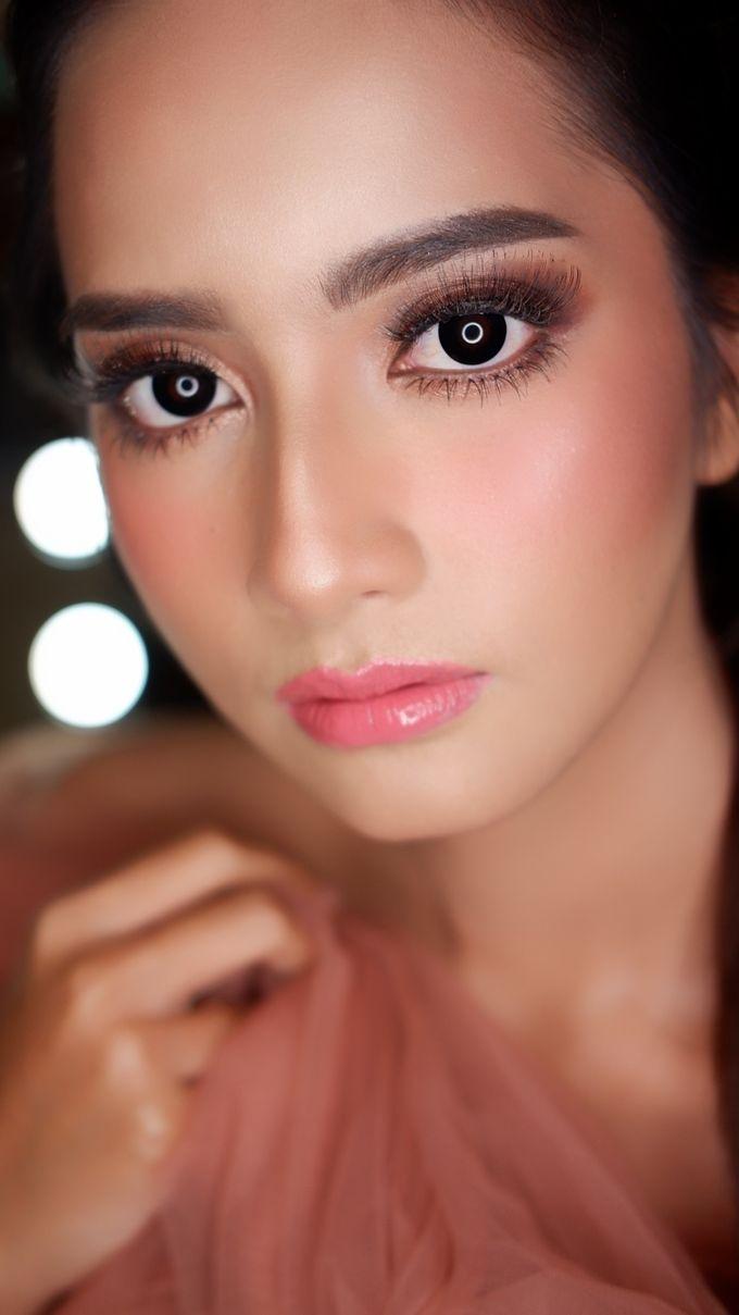 Bride Makeup by lely murwiki - 004