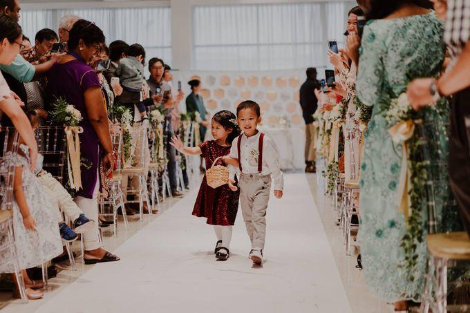 Tian Cheng & Sihui - Marble Metallic Wedding by Bloc Memoire Photography - 003
