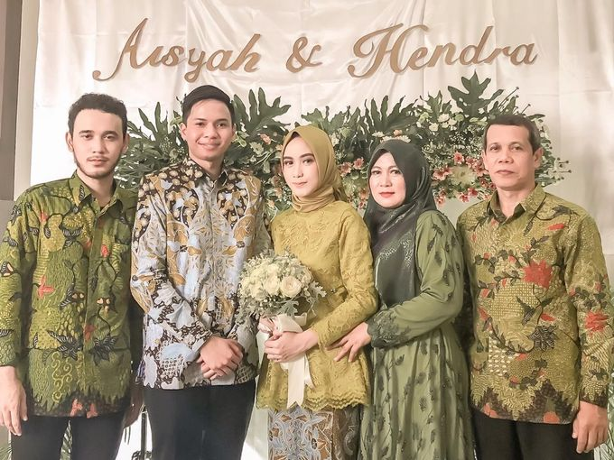 aisyah & hendra engagement day by Tanflorenza Florist & Decoration - 008